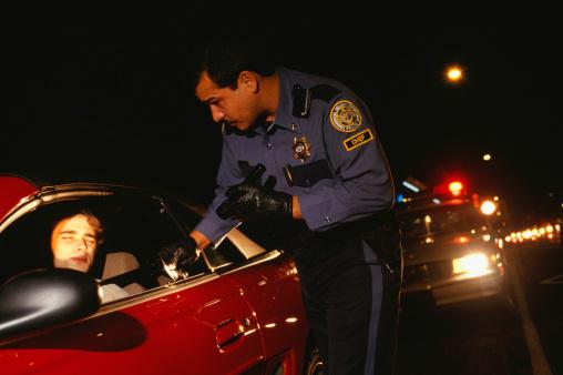 Police - Sobriety Checkpoint