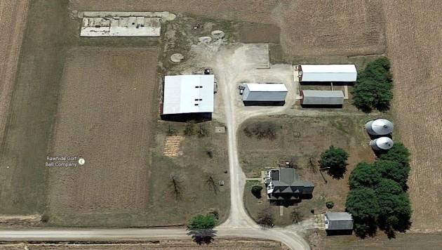 Rawhide Golf - Aerial View