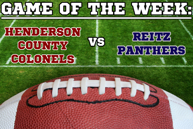 HSFB Game of the Week Preview - Henderson County vs. Reitz